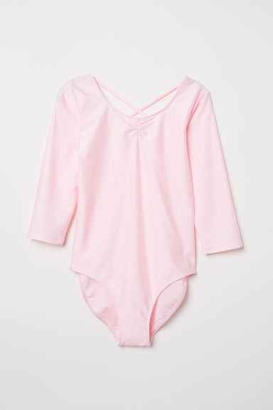 Leotard - Light pink - Kids | H&M