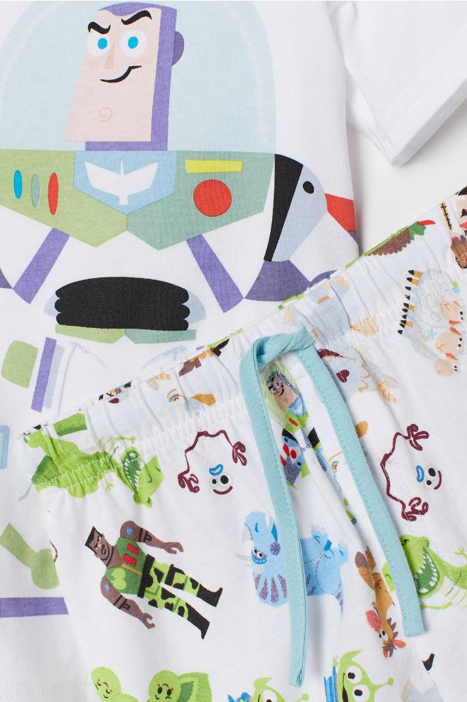 Bedruckter Pyjama Weisstoy Story Kinder Hm Ch