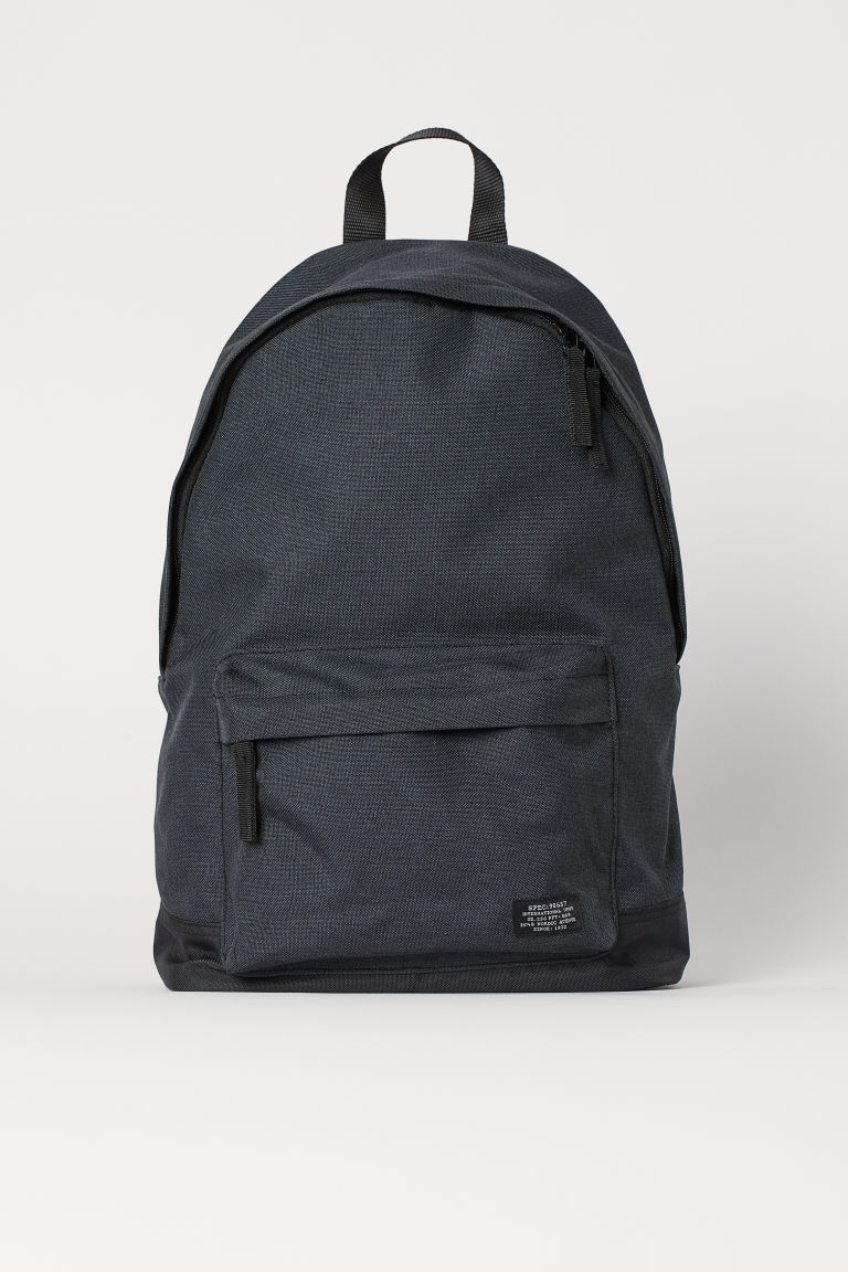 Backpack - Black - Men | H&M US