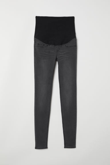 MAMA Super Skinny Jeans - Denim gris oscuro - Ladies | H&M MX