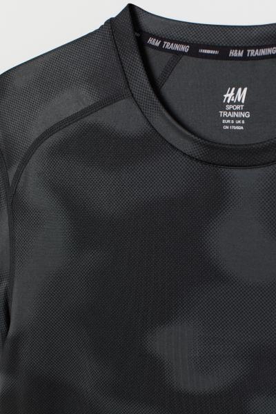 H&M - T-shirt training - 6