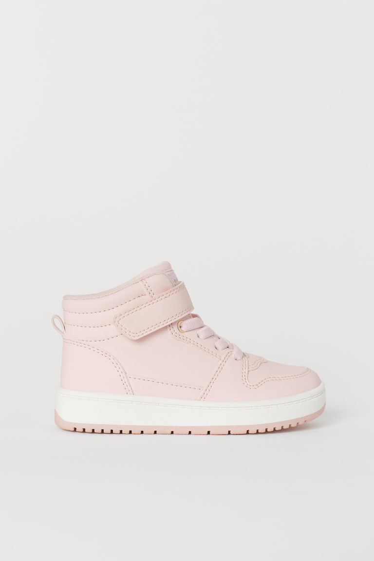 High Tops - Light pink - Kids | H&M US