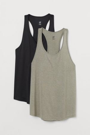 2-pack sports vest topsAuxiliar