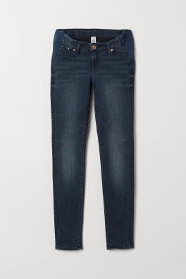 5bbb33ffd2 MAMA Skinny Jeans