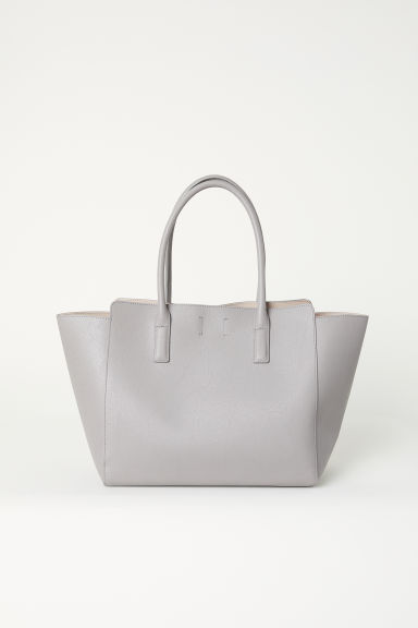 Shopper - Grey - Ladies | H&M IE