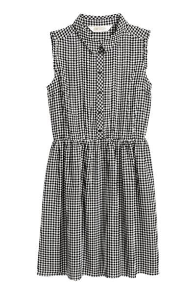 H&M - Robe chemise sans manches - 2