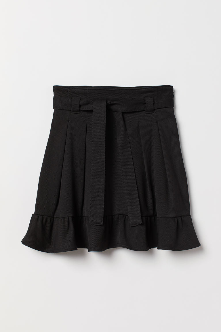 6584afe8 Flounced Skirt