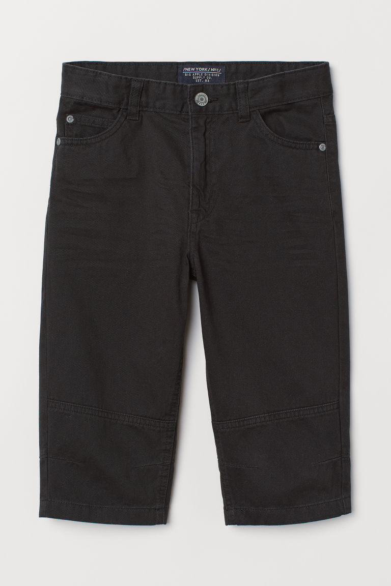 Clamdiggers - Black - Kids | H&M