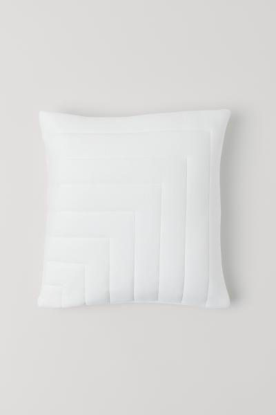 H&M - Quilted cushion cover - 1