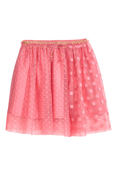 Gonna in tulle fantasia - Rosa - BAMBINO | H&M IT