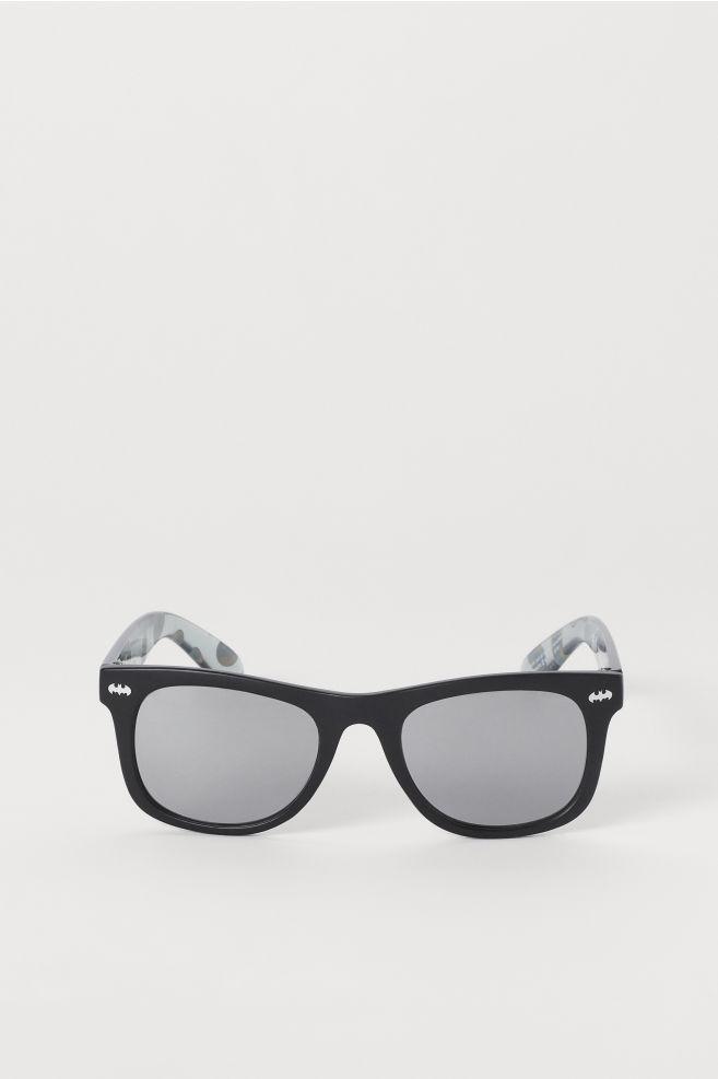 37d55d2e8a Sunglasses - Black Batman - Kids