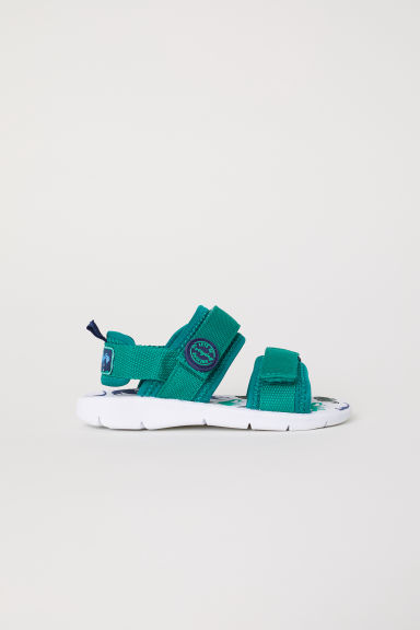 Sandals - Green - Kids | H&M