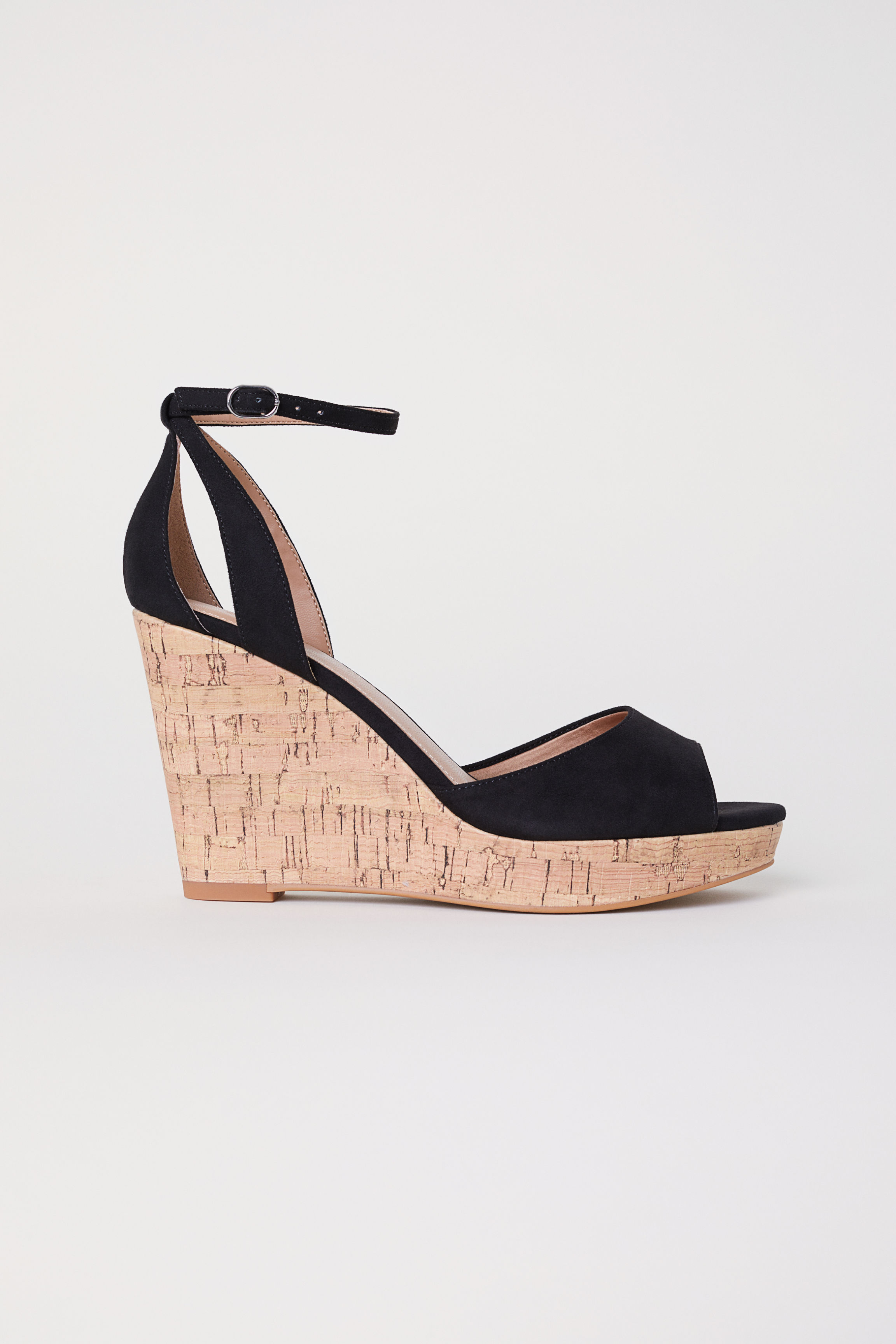 ceb73456149 Wedge-heel Platform Sandals