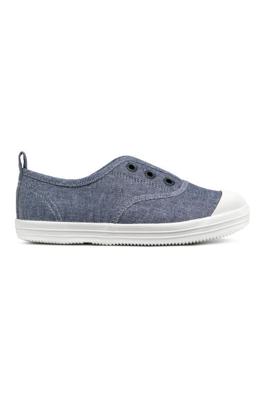 Sneakers - Blå/Chambray - BARN | H&M SE