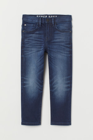 Slim Fit Super Soft Jeans