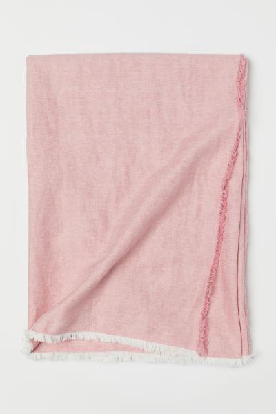 H&M - Linen-blend bedspread - 1