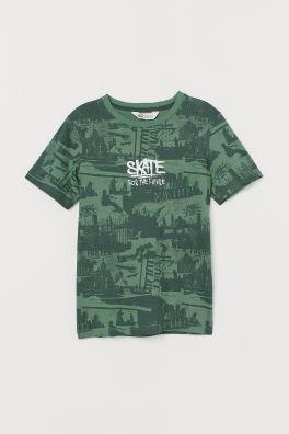 17b97a5bdd304 Chlapčenské oblečenie, veľkosť 8r – 14 plus, online | H&M SK