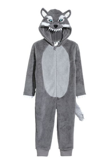 Fancy dress costume - Grey/Wolf -  | H&M