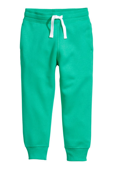 Joggers - Bright green - Kids | H&M CN
