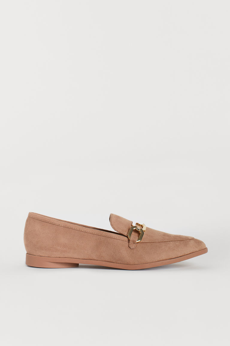 Loafers - Beige - Ladies | H&M