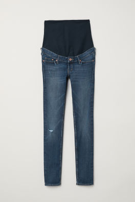 15c9a01275f MAMA Skinny Jeans