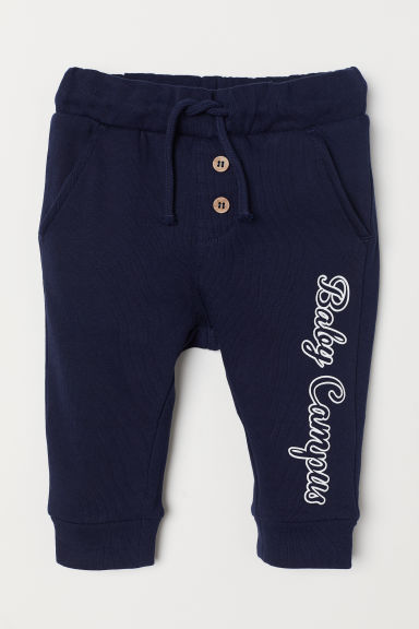 Joggers - Dark blue - Kids | H&M IE