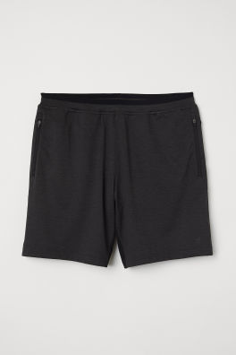 976127ad3084f Running Shorts.  29.99. Black melange