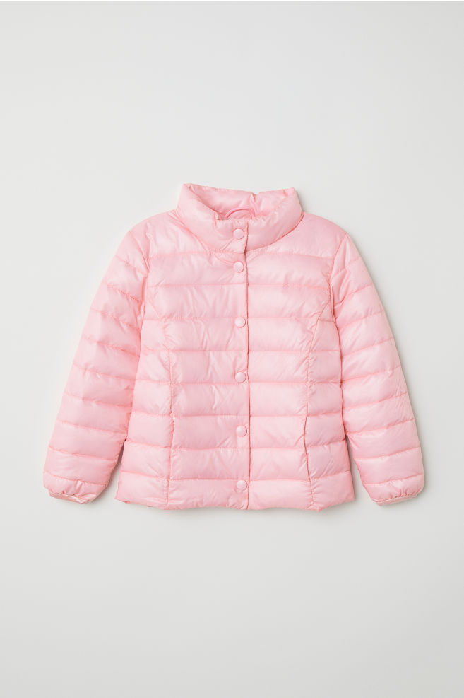 634f05416592 Padded jacket - Light pink - Kids