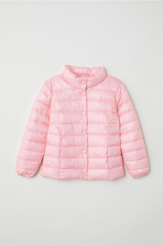 49b3ac181 Padded jacket - Light pink - Kids