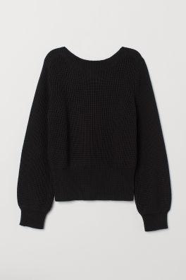 bb59fbf7b7 SALE - Women's Cardigans & Jumpers - Shop Online   H&M GB