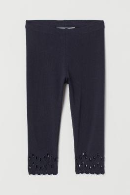 aaa630a7b23 Dívčí kalhoty a legíny – velká kolekce
