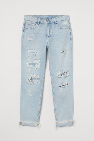 Boyfriend Low Regular Jeans