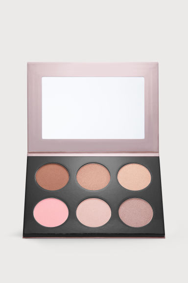 Palette di highlighter - Summer Glow Shimmer - DONNA | H&M IT