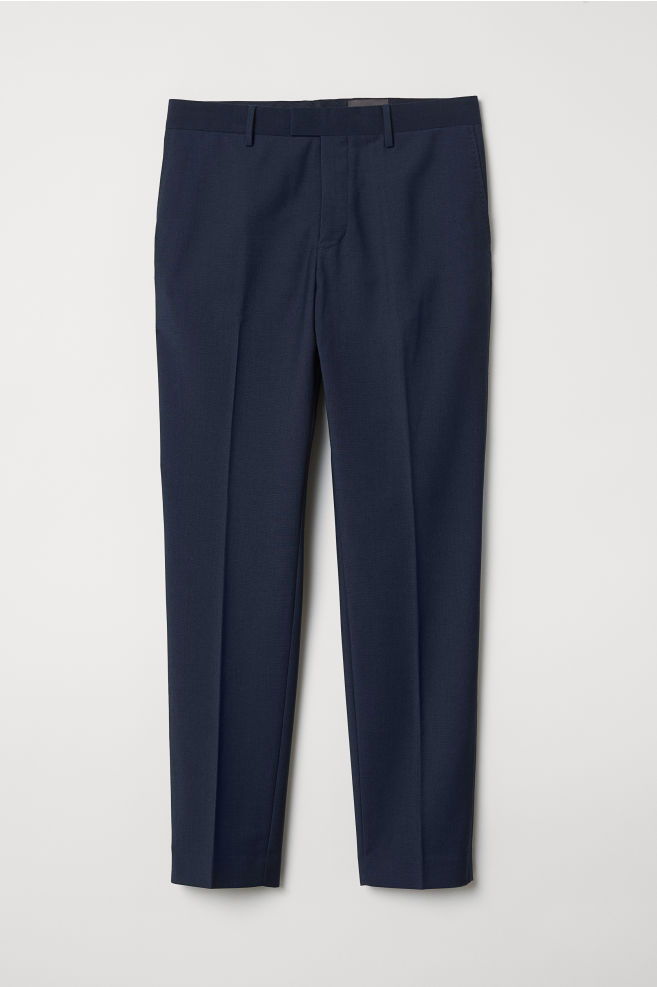 ... Suit trousers Skinny Fit - Dark blue - Men  6bd0d682c9