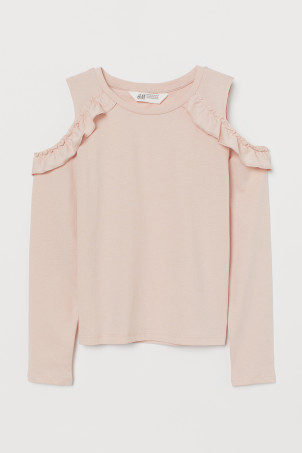 Cold-Shoulder-Shirt