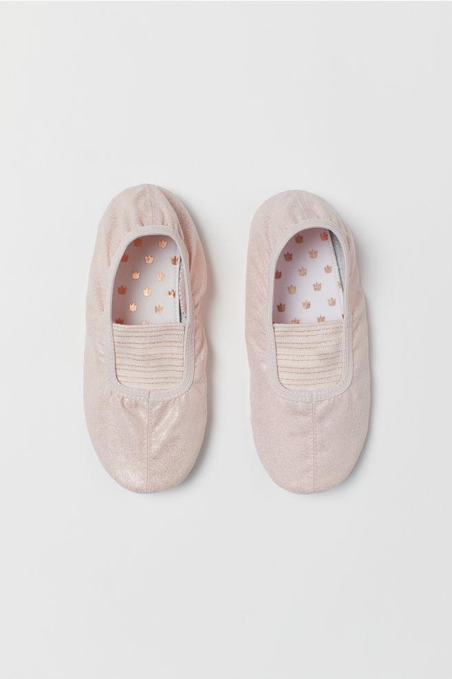 fec0d56d5677 Dance Shoes - Rose gold-colored - Kids