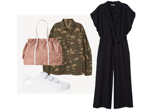 c14870a5beaa Four ways to style the jumpsuit