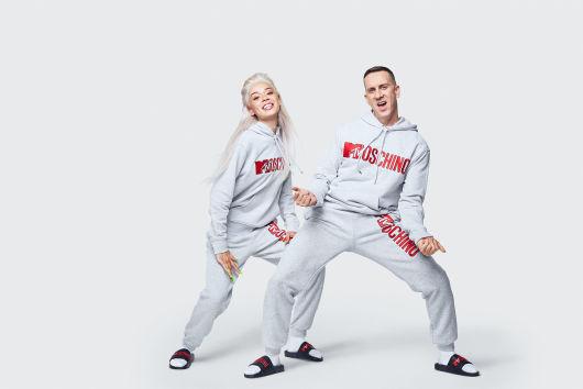 Moschino Jeremy Scott H&M