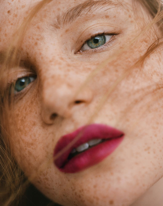 H&M Cream Lip Colour Orchidding me