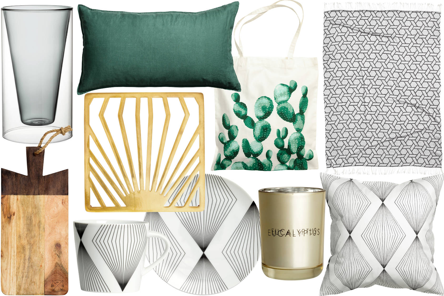 THE H&M HOME HOT LIST, w.4