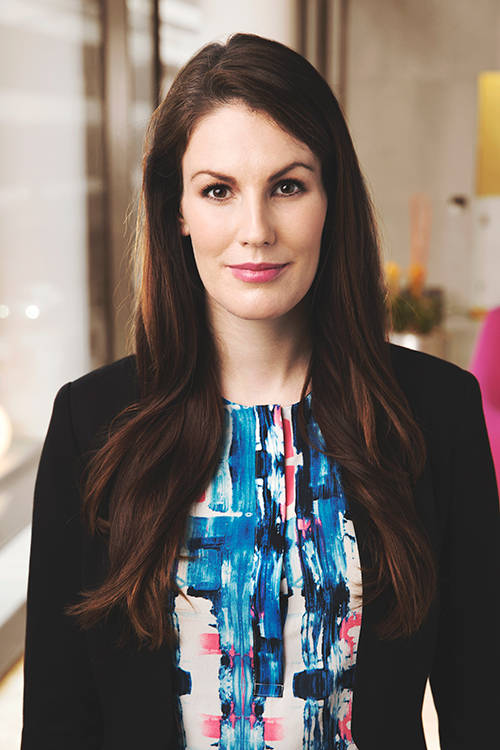 H&M's head of sustainability Anna Gedda