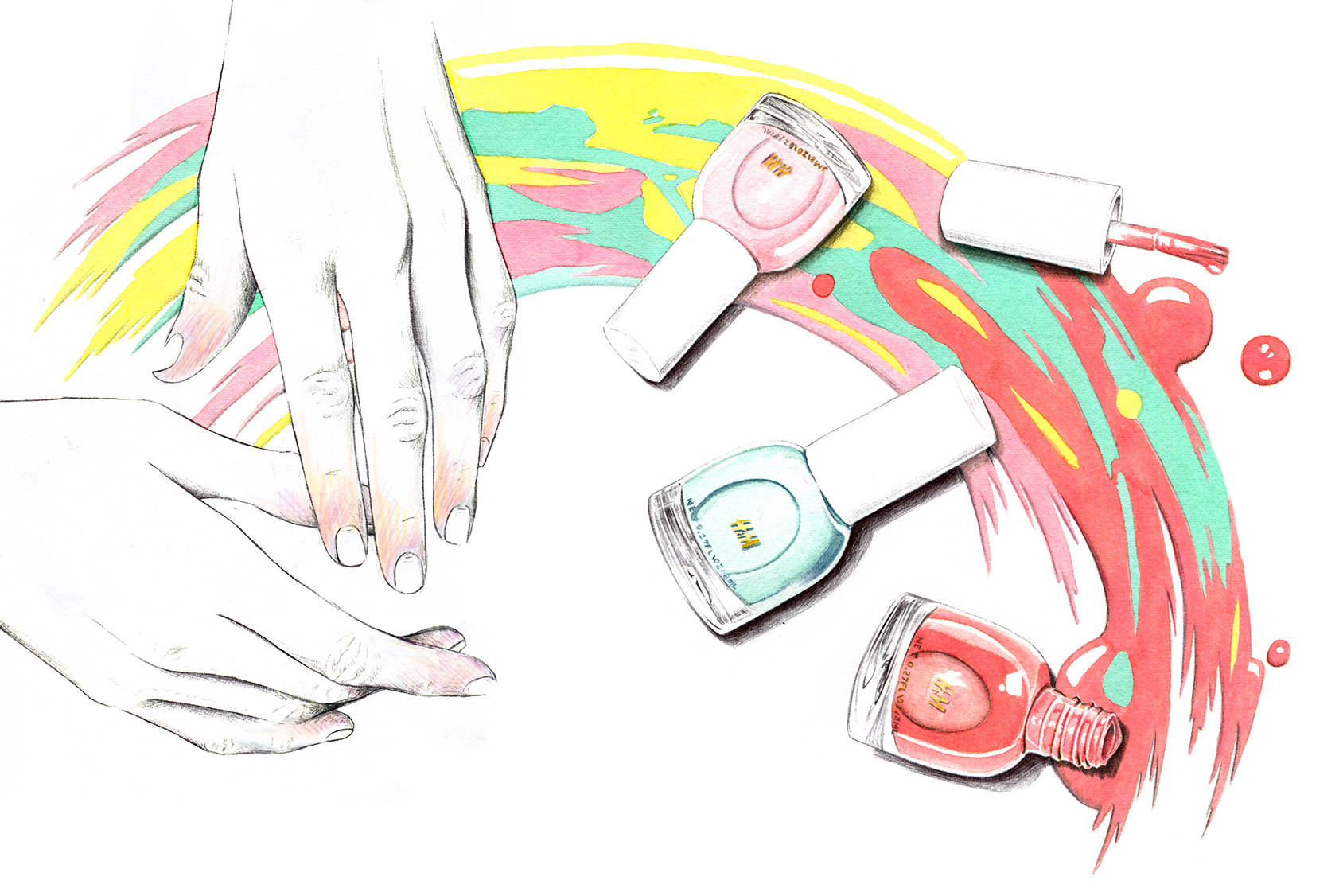 THE ULTIMATE GUIDE TO HEALTHY, STRONG NAILS