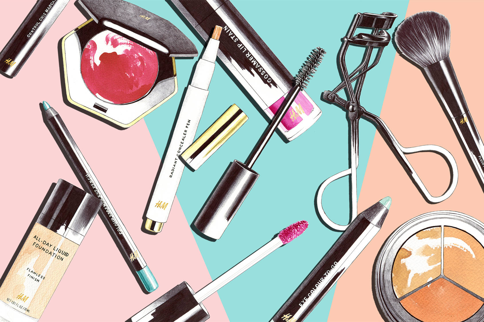 REBOOT YOUR SUMMER BEAUTY BAG