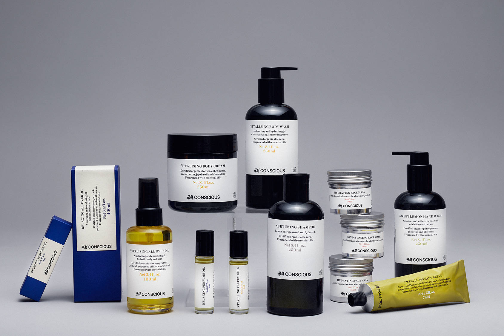 INTRODUCING H&M CONSCIOUS BEAUTY