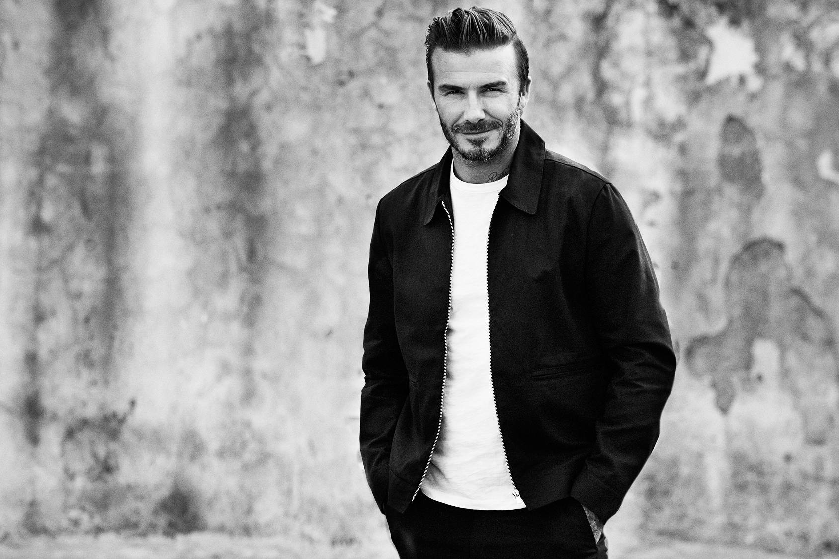 20 QUESTIONS WITH DAVID BECKHAM