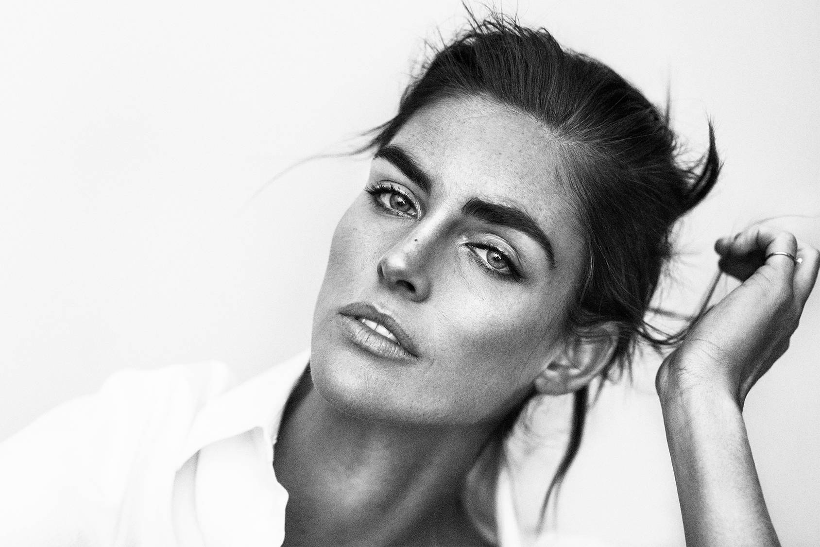 TOP MODEL SECRETS: HILARY RHODA