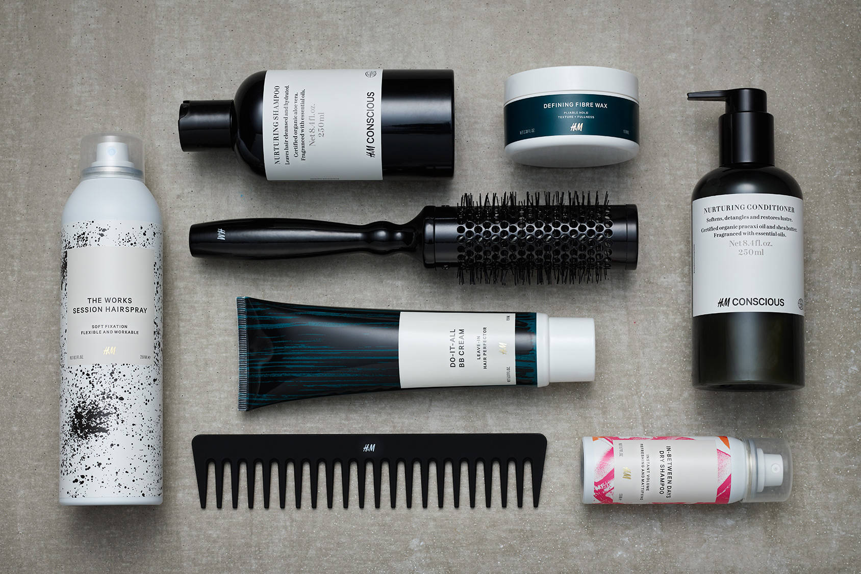 7 essential products for healthy hair