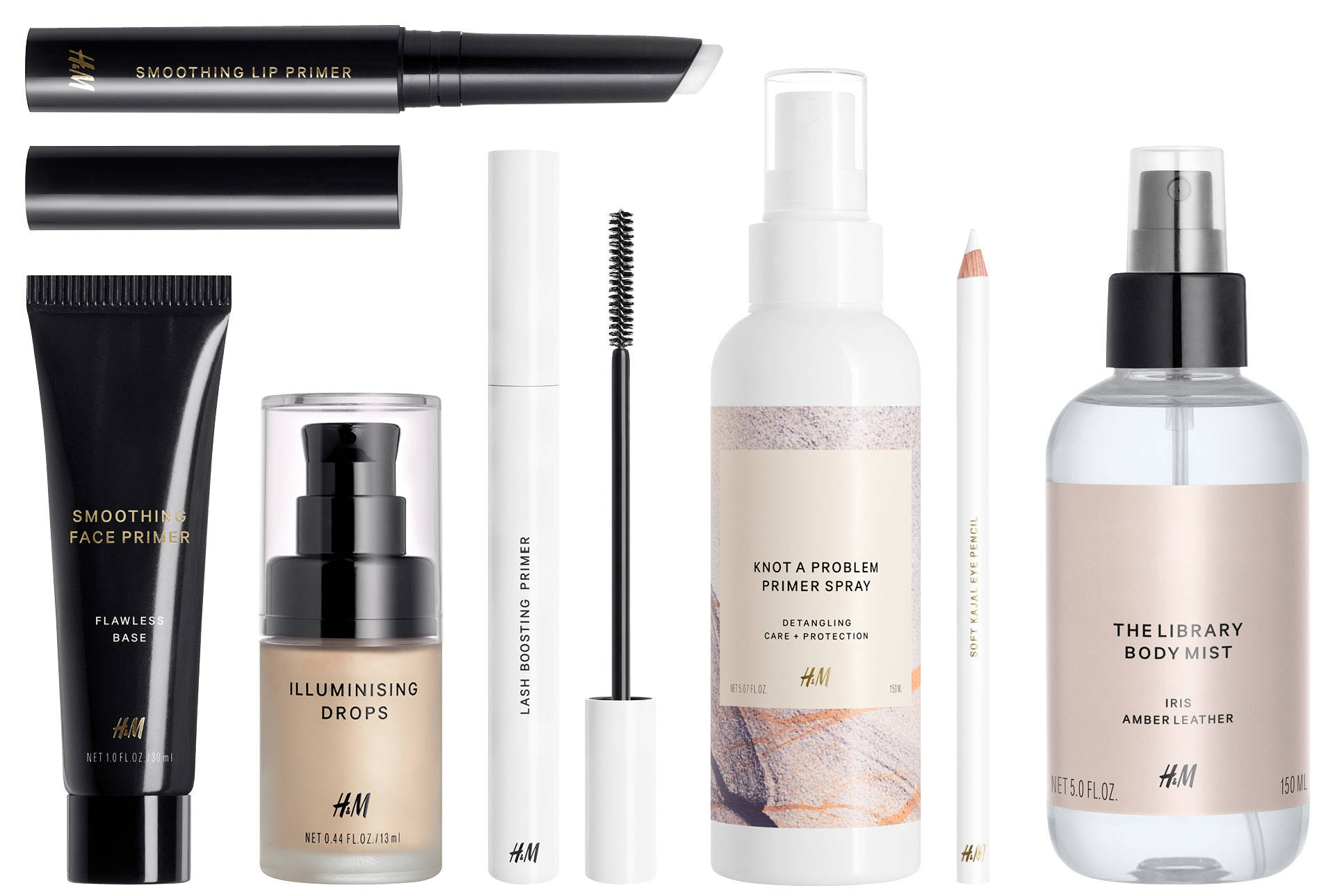 7 ESSENTIAL PRIMING PRODUCTS