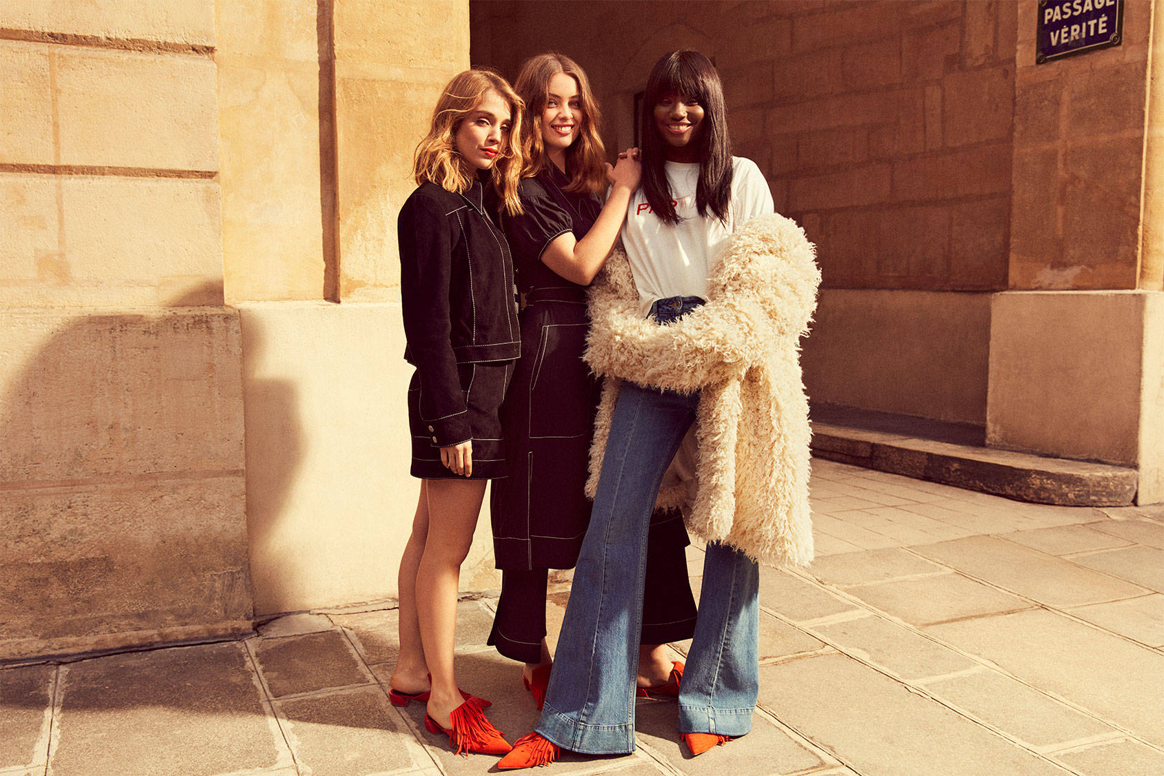 FRENCH STYLE SECRETS FROM THREE PARIS MUSES