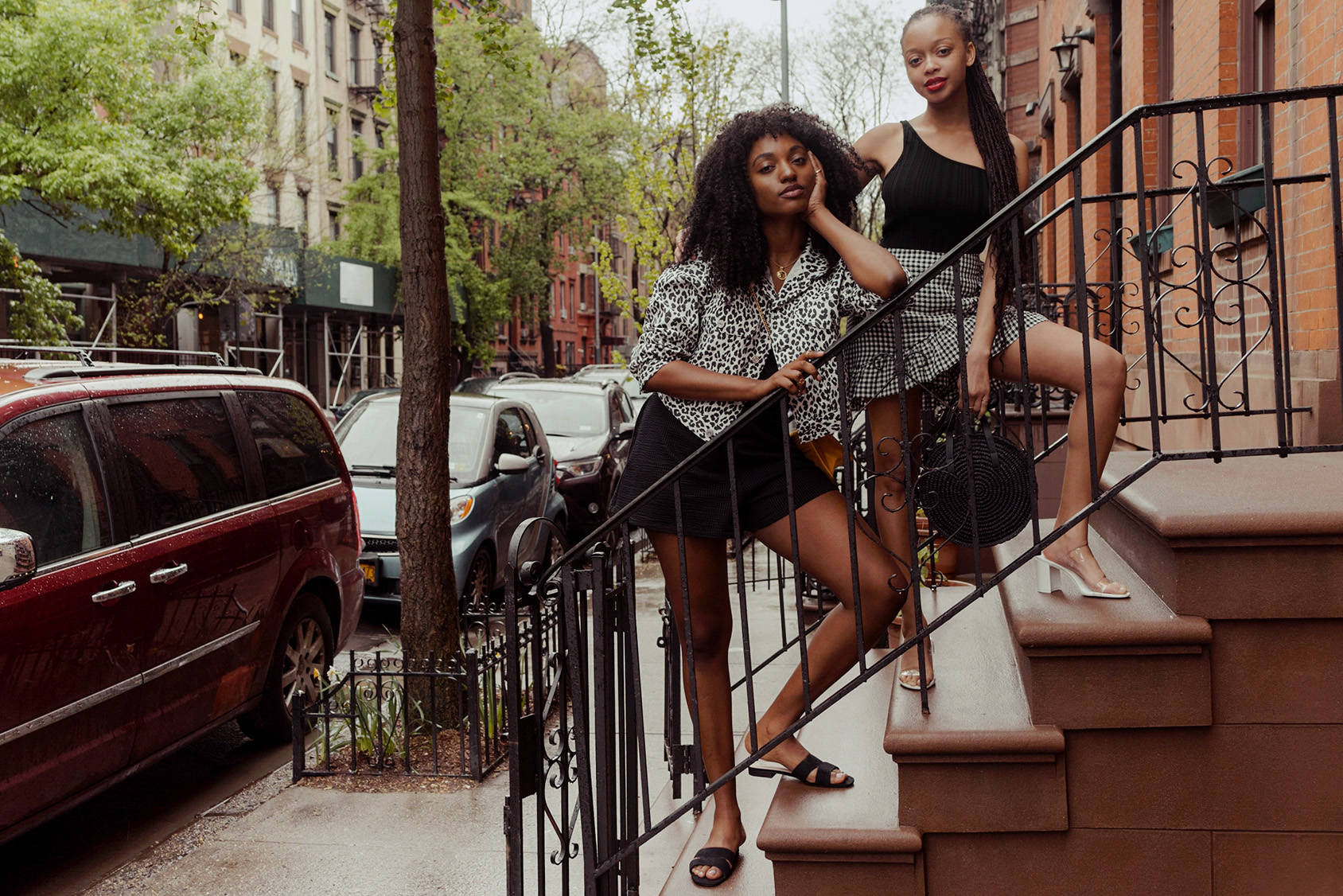 A N.Y. STATE OF MIND WITH GABRIELLE AND ANAJAH
